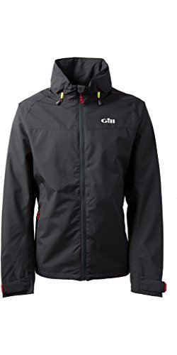 Gill Pilot Jacket Mens Grapht XL