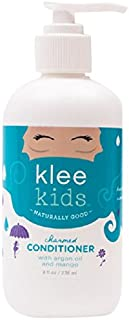 product image for Luna Star Naturals Klee Kids Charmed Conditioner with Argan Oil and Mango Butter, 8 Ounce