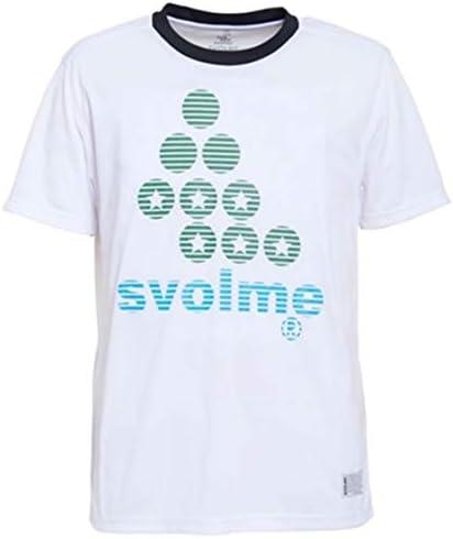 SVOLME(スボルメ) ロゴランシャツ XLサイズ 7193-02000 (000)ホワイト