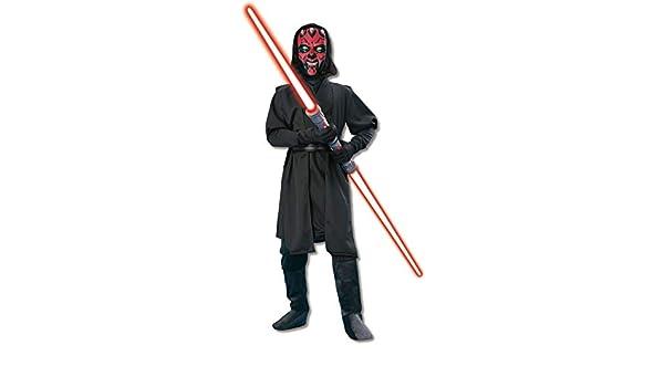 Disfraz de Darth Maul de Star Wars para niño de 3-4 años ...