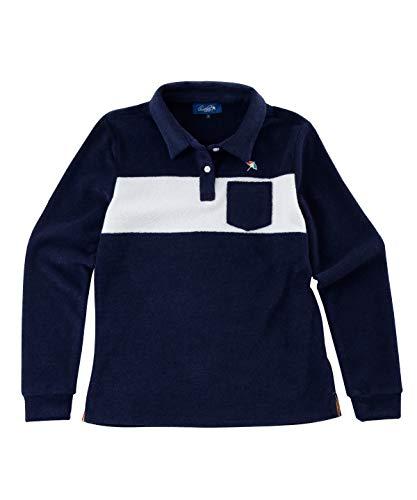 アーノルドパーマー ゴルフウェア ポロシャツ 長袖 レディース 長袖シャツ AP220402H01 NV L