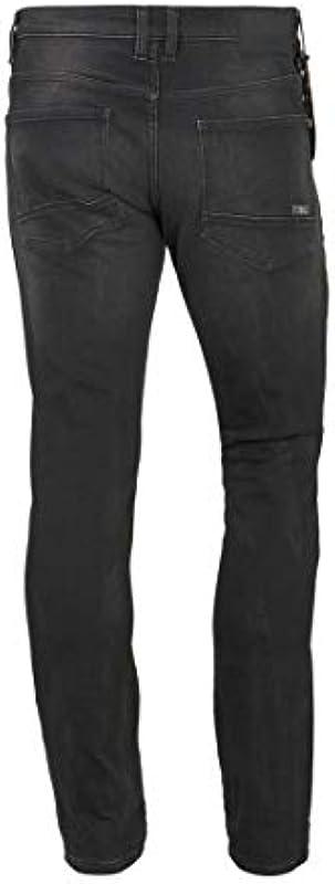TOM TAILOR Męskie Straight Jeans: Odzież