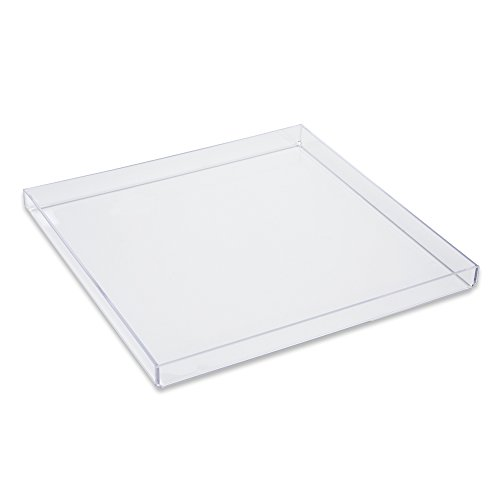 Acrylic Tray (12 x 12) (Acrylic Tray Kitchen)