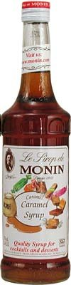 Monin Caramel Syrup, 750 ml (Monin Caramel)