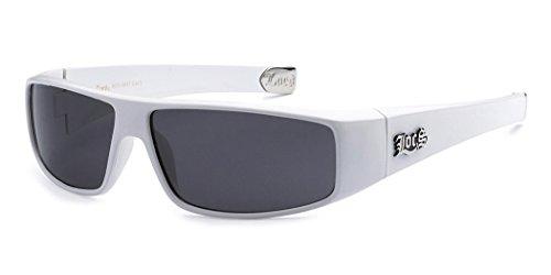 locs sunglasses white - 2