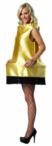 Rasta Imposta A Christmas Story Foam Leg Lamp Costume, Gold, One (Christmas Story Lamp Costume)