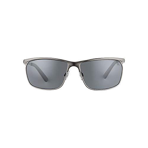Eddie Bauer Unisex-Adult Eastlake Polarized Sunglasses, Gray Regular ()