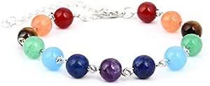 Women's beaded bracelet Bracelet made of multiple color beads Fashion accessories bracelet