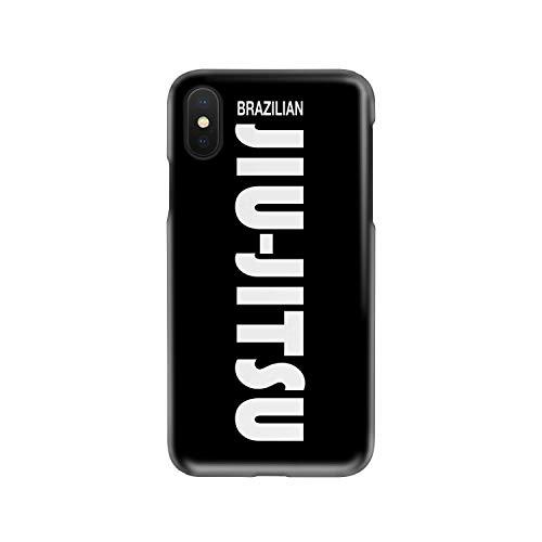 Superhero Gear Brazilian Jiu Jitsu Slogan BJJ Phone Case (iPhone 5S)