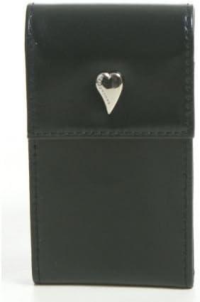 Lancaster - Estuche de llaves de Piel negro negro: Amazon.es: Zapatos y complementos