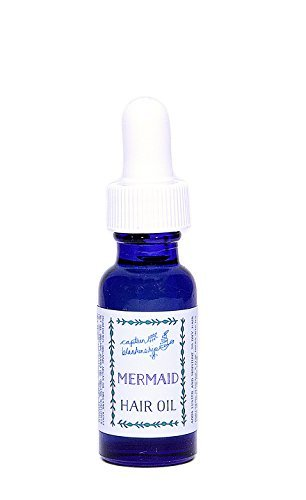 Captain Blankenship - Organic Mermaid Hair Oil (1 fl oz)