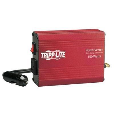 Tripp Lite Inverter - Tripp Lite PV150 150W PowerVerter Ultra-Compact Car Inverter with 1 Outlet