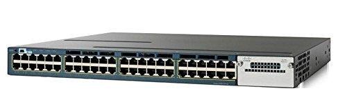 Cisco WS-C3750X-48P-S Catalyst Stackable 48 Port POE - Line Rmon