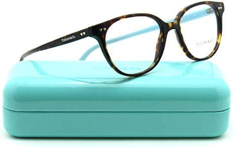 2021e07d0b5 Amazon.com  Tiffany   Co. TF 2154 Women Oval Eyeglasses RX - able (8015)  50mm  Home   Kitchen