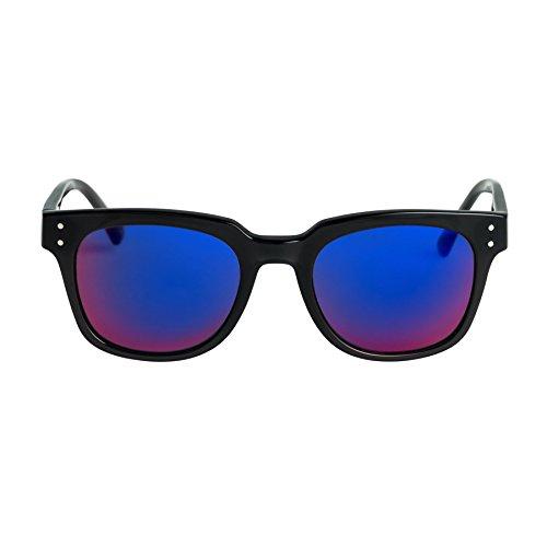 Indigo Roxy sol Crystal ERJEY03026 Rita de para Gafas Ml Mujer Smoke Shiny r1rSP