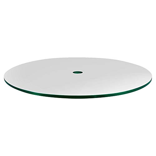 Dulles Glass and MirrorPatio Table Top, 1/4