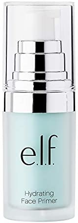 E. L. F. Cosmetics Hydrating Face Primer, For Use As A Foundation For Your Makeup, Vitamin Infused Formula, 14G