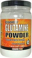 Iron Tek Essential Glutamine Powder, 1.1 Pound