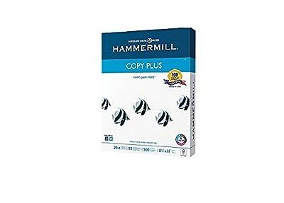 Hammermill Multipurpose Copy Paper, 1 Reams Cases/500 Sheet