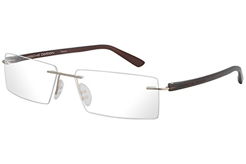 Porsche P 8205 S2 Eyeglass Gold - Frames Eyeglasses Porsche