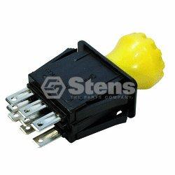 Stens # 430-559 Pto Switch for DELTA 6201-351, JOHN DEERE GY20939DELTA 6201-351, JOHN DEERE GY20939