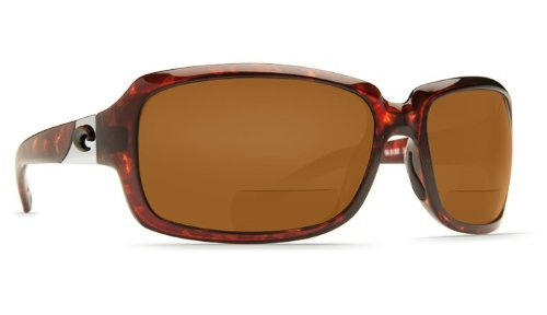 Costa Del Mar C-Mates Islamorada Adult Polarized Sunglasses, Tortoise/Dark Amber CR-39, - Costa Sunglasses Islamorada