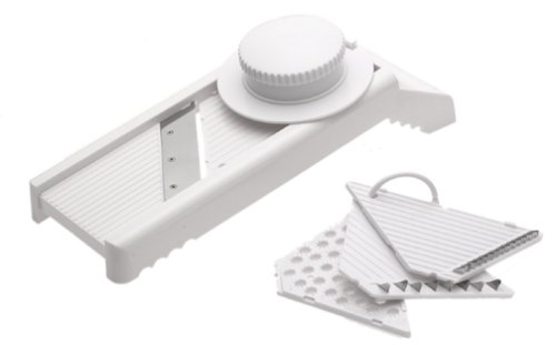 Norpro 307 Mandoline Slicer with Stainless Steel Blades