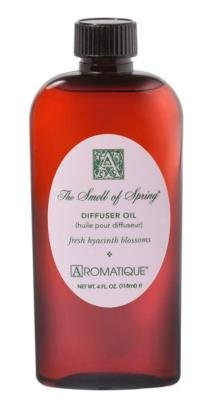 THE SMELL OF SPRING Aromatique Reed and Ceramic Diffuser Oil Refills - 4oz
