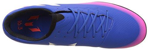 Adidas Messi 16.3 Tf Heren Voetbalschoenen Voetbal Klampen Blauw, Ftwwht En Sorang