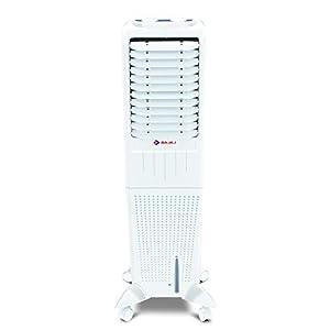 Bajaj TMH35 35-litres Tower Air Cooler (White)- for Medium Room