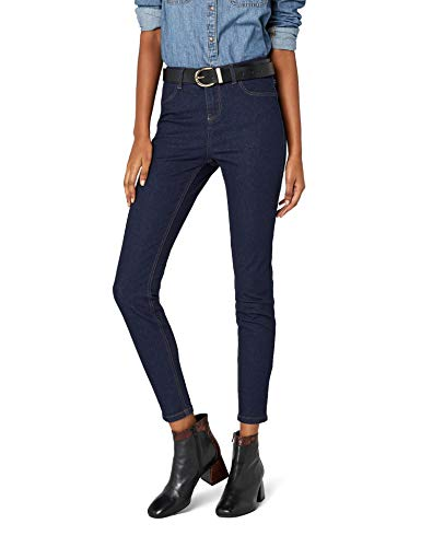 New Vaqueros Look Pattern Para Skinny Azul Mujer blue 4H8r4qx
