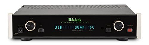 McIntosh Labs D150 Digital Control Center Audio Component Pre-Amplifier by McIntosh Labs