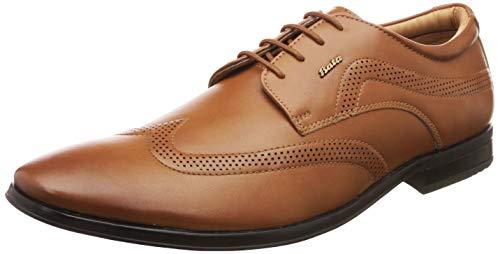 BATA Men's Kayla Brown Formal Shoes – 7 UK/India (41 EU)(8214939)
