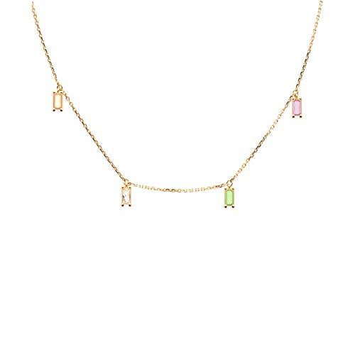 P D Paola Collar para Mujer Plata de Ley 925 CO01-137-U