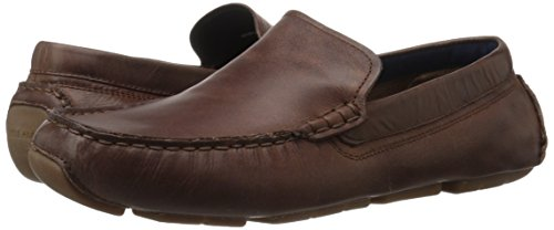 Cole Haan Men's Kelson Venetian Slip-on Loafer, British Tan, 9 M US