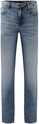 Calça Jeans Slim Saphire Elastic, VR, Masculino