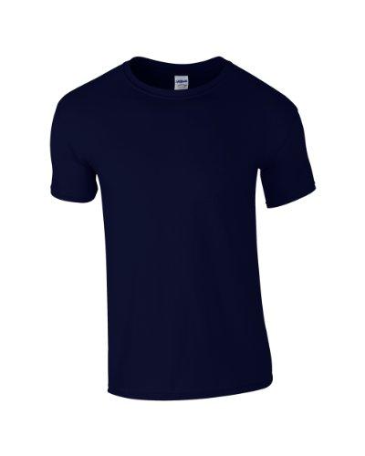 Gildan Softstyle Adult Ringspun T-Shirt Navy XL