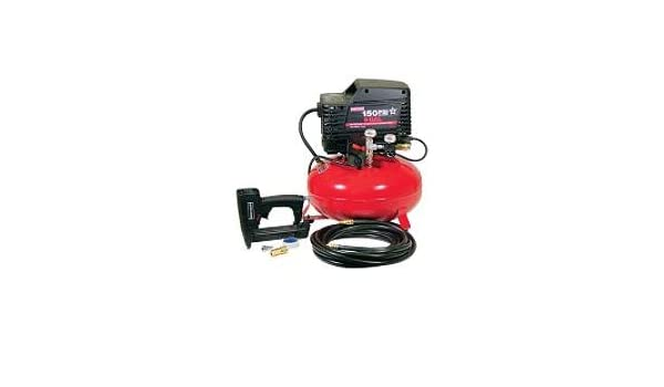 Air Compressor, 1 hp, Pancake Tank - - Amazon.com