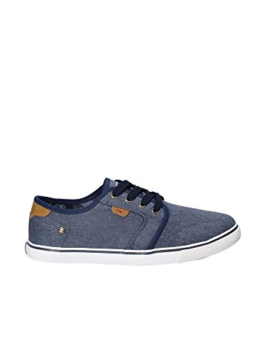 Wrangler WM181000 Sneakers Uomo Navy