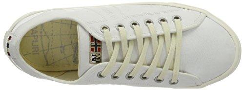 Napapijri Schoenen Damen Mia Sneakers Weiß (helder Wit)