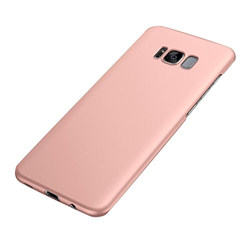 Price comparison product image Mchoice Fashion Luxury Ultra-Thin Cover Case for Samsung Galaxy S8 5.8inch (Pink)