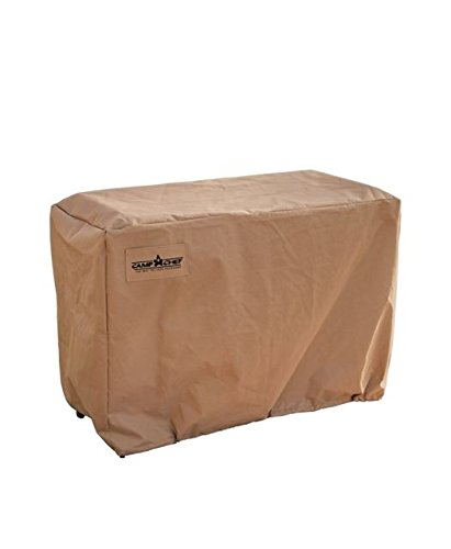 Camp Chef Flat Top Grill Patio Cover - 900, Khaki Tan, PC900