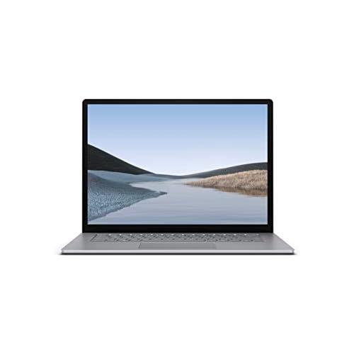 chollos oferta descuentos barato Microsoft Surface Laptop 3 Ordenador portátil de 15 táctil AMD Ryzen 5 3580U 8GB RAM 128GB SSD AMD Radeon Vega 9 Windows 10 Home Plata Teclado QWERTY Español