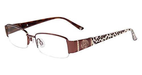 054aeae4543b75 BEBE Monture lunettes de vue BB5046 210 Topaze 52MM ...
