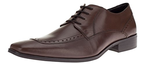 Gino-Valentino-Mens-Leather-Dress-Shoe-Lace-Up-Nico-Oxford