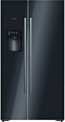 Bosch Serie 8 KAD92SB30 Independiente 541L A++ Negro nevera puerta ...