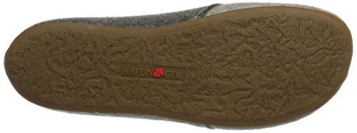 Haflinger Everest 84 Grigie Hi Pantofole steingraumeliert Unisex top Adulti Lars 7Rq7Zw