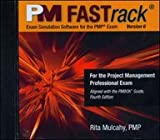 PM Fastrack Exam Simulation Software for the PMP Exam: Version 6