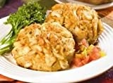 Charleston Seafood Crab Cakes, 32-Ounce Box