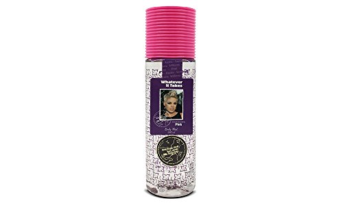 Whatever It Takes Pink Dreams Whiff of Orchid Body Mist, 8 Ounce